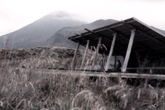 VISITOR CENTRES Tongariro